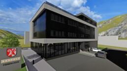 Bürogebäude Baupuls Kematen